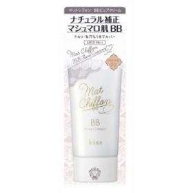 【キス マットシフォン BBピュアクリーム 02 ナチュラル 30g】[代引選択不可]