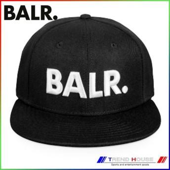 BALR ボーラー Brand Cotton Cap ユニセックス