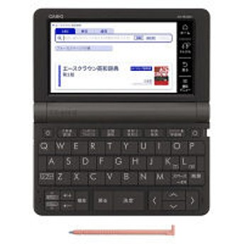 カシオ計算機 カシオ電子辞書 中学生向モデル XD-SR3800BK ブラック 1台