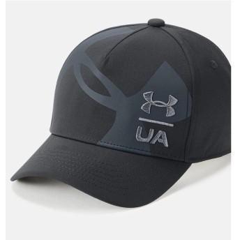 (セール)UNDER ARMOUR(アンダーアーマー)スポーツアクセサリー 帽子 UA BOYS BILLBOARD CAP 3.0 1318591 001 ジュニア SMMD 1