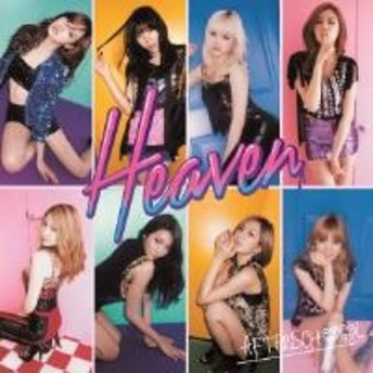 CD / AFTERSCHOOL / Heaven (通常盤/CD盤)