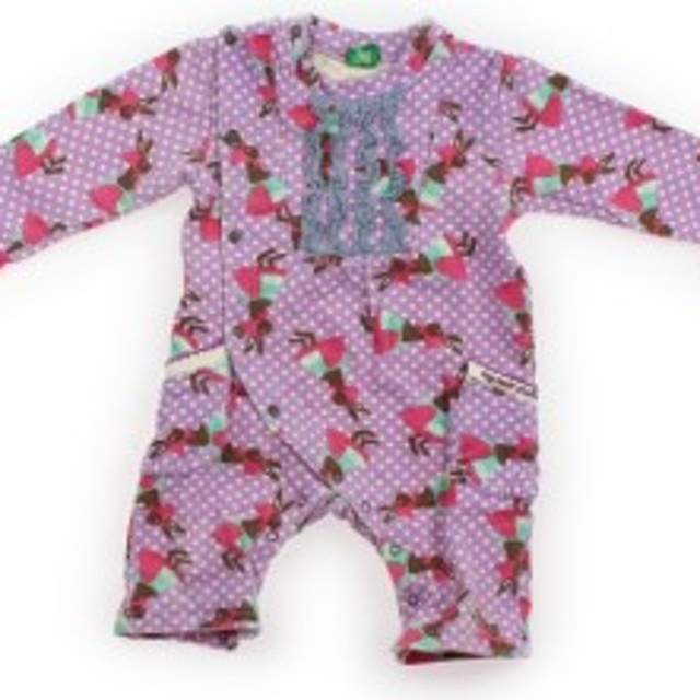 ca6588646db2c  ラグマート RagMart カバーオール 70サイズ 女の子 USED子供服・ベビー服