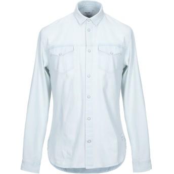 《期間限定セール開催中!》ONLY & SONS メンズ デニムシャツ ブルー S コットン 100%