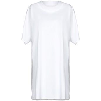 《セール開催中》BARBARA ALAN レディース T シャツ ホワイト M コットン 100%