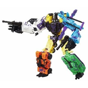 Transformers Generations Combiner Wars Bruticus Collection Pack(中古品)