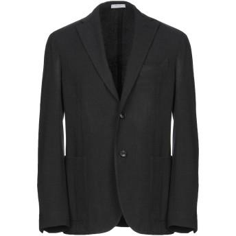 《期間限定セール開催中!》BOGLIOLI メンズ テーラードジャケット 鉛色 46 バージンウール 100%
