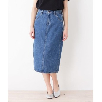 SHOO・LA・RUE / シューラルー 【Wrangler別注】Iラインデニムスカート
