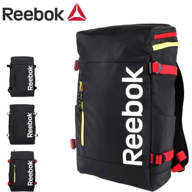 リーボック リュック 25L レディース メンズ LRB5001 Reebok リュックサック バックパック スクエア A4 撥水 当社限定 別注モデル [PO5]