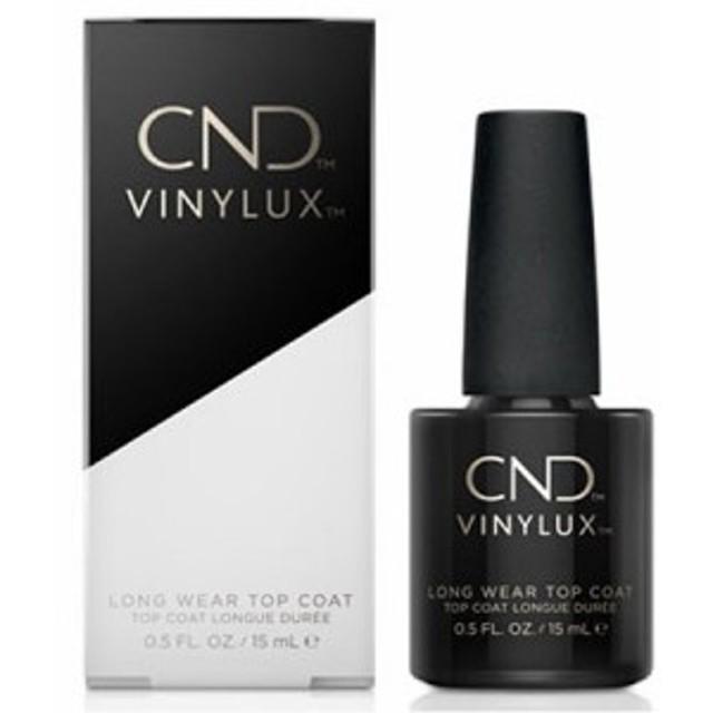 新品 送料無料 CND VINYLUX バイナラクス トップコート 15ml CND topcoat long wear ウィークリートップコート