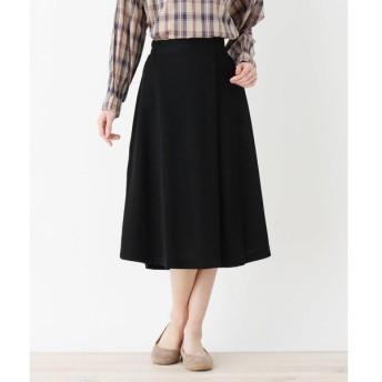 SHOO・LA・RUE / シューラルー ストレッチジャージーラップスカート