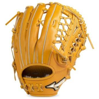 (セール)(送料無料)MIZUNO(ミズノ)野球 軟式グローブ一般 ナンシキGE HSELECTION02 1AJGR20407 54 メンズ オレンジ
