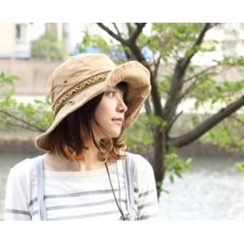 マウンテンハット つば広帽子 レディース サファリハット つば広 メンズ フェス 帽子 春 夏 春夏 大きいサイズ UVカット帽子