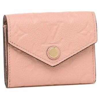 「P10%還元 9/15 0~24時マデ」 ルイヴィトン 折財布 レディース LOUIS VUITTON M62936 ピンク
