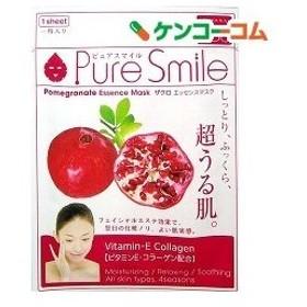 ピュアスマイル エッセンスマスク 006 ザクロ ( 1枚入 )/ ピュアスマイル(Pure Smile) ( パック )