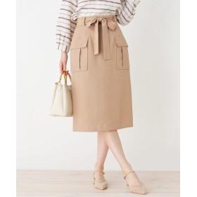 grove(グローブ) 【WEB限定サイズあり】ワークポケットタイトスカート