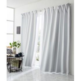 【送料無料!】真っ白な遮熱。1級遮光カーテン ドレープカーテン(遮光あり・なし)