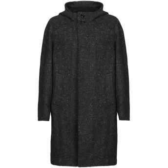 《期間限定セール開催中!》DRUMOHR メンズ コート 鉛色 48 バージンウール 100%