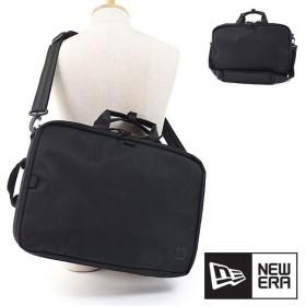 ニューエラ バッグ NEWERA ビジネスバッグ 3ウェイ ブリーフバッグ 3WAY BRIEF BAG バックパック リュックサック デイパック ブラック系 11901527 SS19