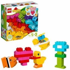 レゴ(LEGO)デュプロ はじめてのデュプロ(R)はじめてセット 10848(中古品)