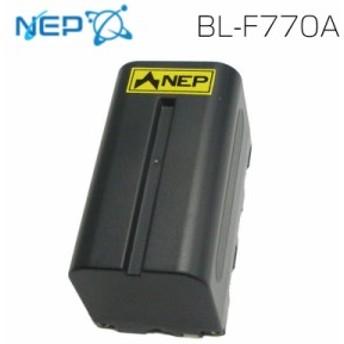 NEP SONY Lシリーズ用 BL-F770A DVタイプリチウムイオンバッテリー