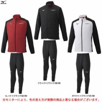 MIZUNO(ミズノ)モレリア ムーブクロスシャツ パンツ 上下セット(P2MC9001/P2MD9001)サッカー トレーニング ジャケット パンツ メンズ