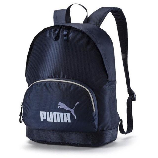 (セール)PUMA(プーマ)スポーツアクセサリー バッグパック ウイメンズ コア シーズナル バックパック 07571601 レディース ピーコート