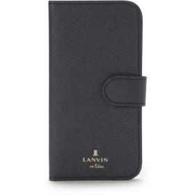 LANVIN en Bleu(BAG) LANVIN en Bleu リュクサンブール iPhone8/7対応ケース スマートフォンケース,ダークネイビー