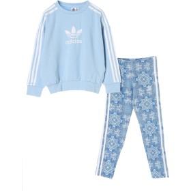 【5,000円以上お買物で送料無料】kids adidas CC CREW SET