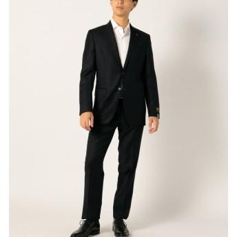 """【シップス/SHIPS】 SD: 【ハンドライン】 """"LORO PIANA FOUR SEASONS"""" 2つボタン ソリッド スーツ"""
