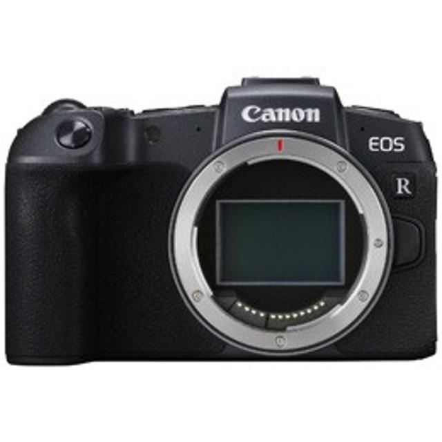 【送料無料】CANON EOS RP ボディ ミラーレス一眼カメラ【ボディ(レンズ別売)】