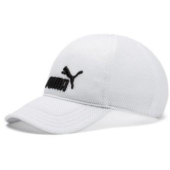 PUMA プーマ トレーニング メッシュ キャップ JR 2191807 スポーツアクセサリー 帽子 ボーイズ プーマ ホワイト YT
