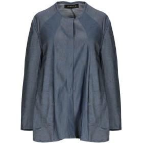 《期間限定セール開催中!》AMUCK レディース デニムシャツ ブルー 40 コットン 100%