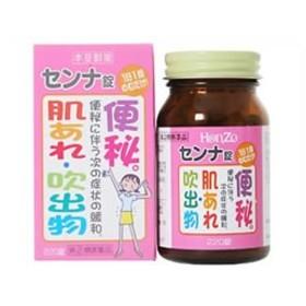 【第(2)類医薬品】薬)本草製薬/センナ錠-T ピンク 220錠