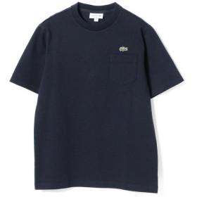 ビームス メン LACOSTE / コットン ピケTシャツ メンズ 166NAVY 3 【BEAMS MEN】