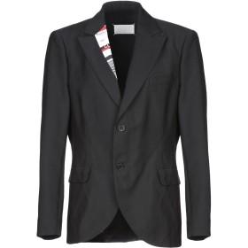 《セール開催中》MAISON MARGIELA レディース テーラードジャケット ブラック 42 紡績繊維
