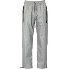 《期間限定セール開催中!》REPRESENT メンズ パンツ グレー L ポリエステル 100% SHELL PANTS