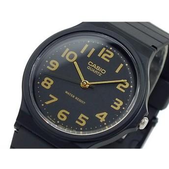 送料無料 チープカシオ CASIO スタンダード ブラック MQ-24-1B2 メンズ レディース チプカシ 腕時計 アナログ 代引き不可