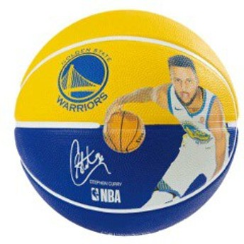 スポルディング SPALDING ステファン カリー バスケットボール 7号球 #83-844Z スポーツ・アウトドア