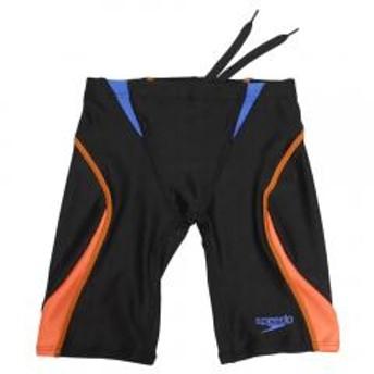 スピード(SPEEDO) フレックスシグマ ジャマー 競泳水着 FINA承認 SCB61909F BN(Jr)