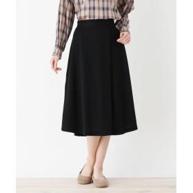 SHOO・LA・RUE(シューラルー) ストレッチジャージーラップスカート