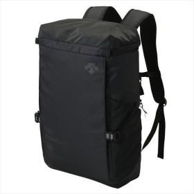 [DESCENTE]デサント バッグ ファンクショナルスクエアバッグ 30L (DMANJA09)(BK) ブラック×ブラック[取寄商品]