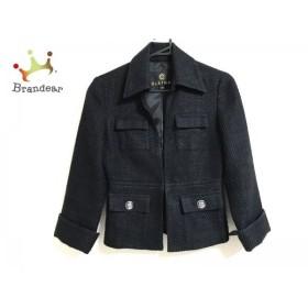 クレイサス CLATHAS ジャケット サイズ38 M レディース 美品 黒   スペシャル特価 20190614
