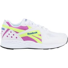 《セール開催中》REEBOK レディース スニーカー&テニスシューズ(ローカット) パープル 5 紡績繊維 PYRO