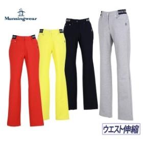 パンツ レディース マンシングウェア Munsingwear 2019 春夏 新作 ゴルフウェア