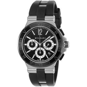 BVLGARI ブルガリ 腕時計 メンズ ディアゴノ ブラック DG42BSCVDCH
