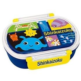 ランチボックス 360ml 弁当箱 Shinkaizoku シンカイゾク QA2BA