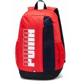 プーマ(PUMA) プーマ プラス バックパック II HIGH RISK RED 075749 03 【デイパック リュック スポーツバッグ バッグ 鞄 部活】