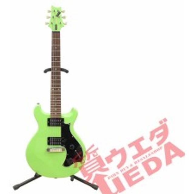 【栄】PRS ポールリードスミス エレキギター ミラX MIRAX ライムグリーン SE