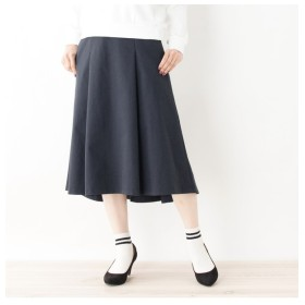 【グローブ/grove】 PARLMASEL コットンライクバックテールスカート