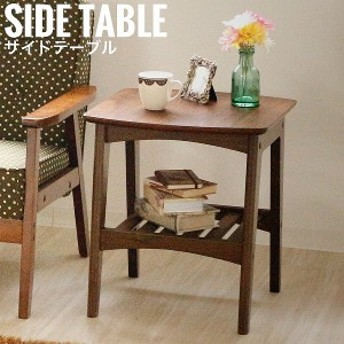 BECK ベック サイドテーブル  (ウォールナット,天然木,収納家具,大人家具,コンパクト,アンティーク)